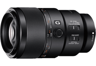 SONY FE 90 mm F2.8 Macro G OSS - (SEL90M28G.SYX)