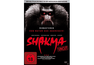 Der Killer-Pavian - (DVD)