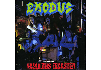Exodus - Fabulous Desaster - Reissue (CD)