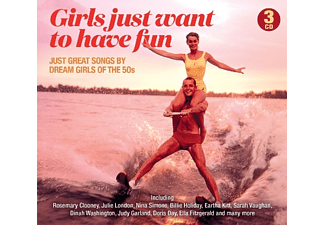 VARIOUS - Girls Just Want To Have Fun - (CD)