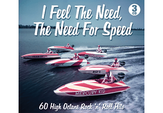 VARIOUS - I Feel The Need,The Need For Speed - (CD)