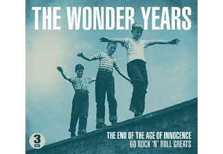 VARIOUS - The Wonder Years - (CD)
