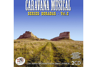 VARIOUS - Caravana Musical Las Series Doradas,Vol.2 - (CD)