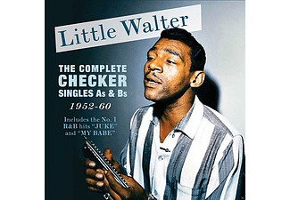 Little Walter - The Complete Checker Singles As & Bs 1952-60 - (CD)