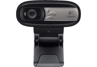 LOGITECH C170, Webcam, Schwarz