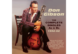 Don Gibson - The Complete Singles As & Bs 1952-62 - (CD)