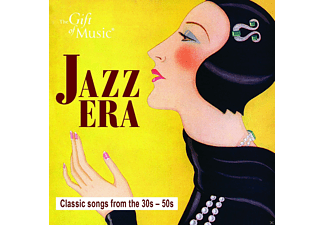 VARIOUS - Jazz Era-Classic Songs From The 30s-50s - (CD)