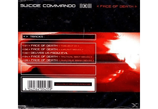 Suicide Commo - Face Of Death - (CD)