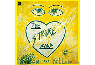 The Stroke Band - Green and Yellow (LP) - (CD)