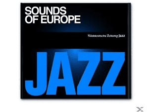 VARIOUS - Sounds Of Europe Jazz - (CD)