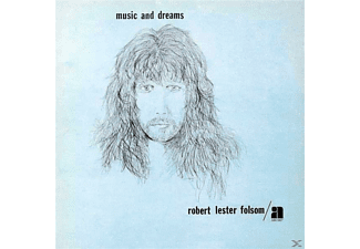 Robert Lester Folsom - Music And Dreams (LP) - (Vinyl)