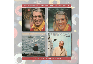 Perry Como - Best Of British/Where You're Concerned/Perry Como/ - (CD)