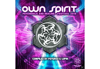 VARIOUS - Own Spirit Festival 2016 - (CD)