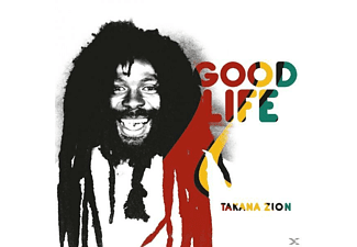 Takana Zion - Good Life - (CD)