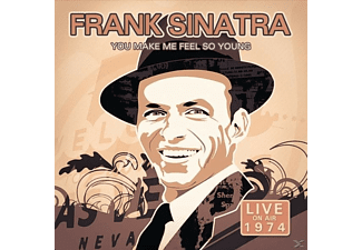 Frank Sinatra - You Make Me Feel So Young Live 1974 - CD