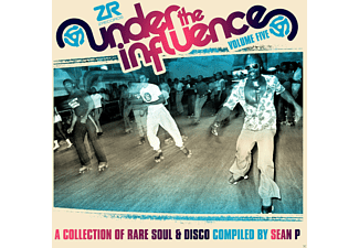 VARIOUS - Under The Influence 5 - (CD)