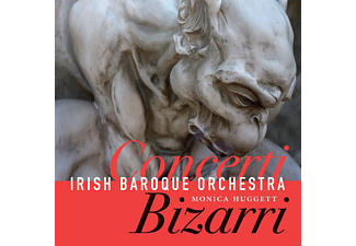 Irish Baroque Orchestra, Huggett Monica - Concerti Bizarri - (CD)