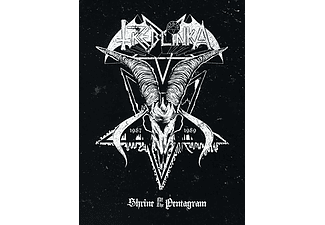 Treblinka - Shrine of the Pentagram (CD)