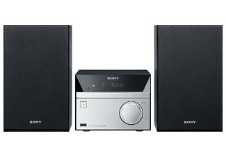 Microcadena - Sony CMT-SBT20, Bluetooth, Lector CD, Puerto USB