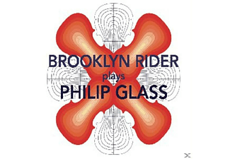Brooklyn Rider - Brooklyn Rider Plays Philip Glass - (CD)