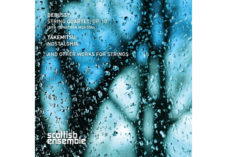 Jonathan Morton, The Scottish Ensemble - Werke für Streicher - (CD)