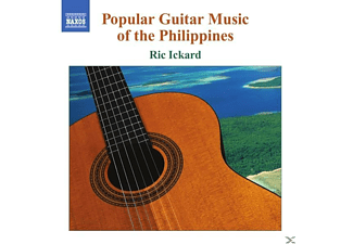Ric Ickard - Populäre Gitarrenmusik Der Philippinen - (CD)