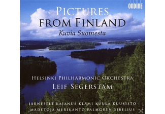Segerstam - Pictures From Finland - (CD)