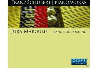 Jura Margulis - Piano Works - (CD)