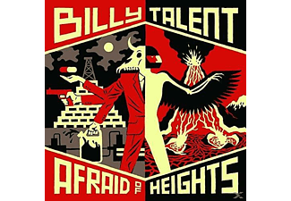 Billy Talent - Afraid Of Heights (Deluxe) - (CD)