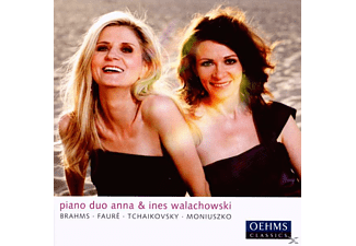 Walachowski Klavierduo - Ungarische Tänze/Dolly Suite/+ - (CD)