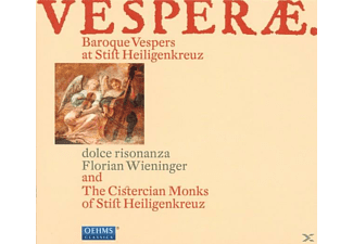 Florian/cistercian Monks Of Stift Dolce Risonanza/wieninger - Vesperae.Barockvespern In Stift - (CD)