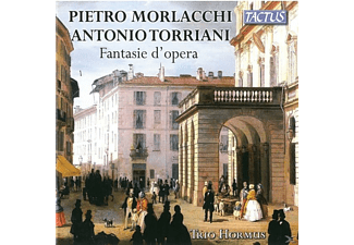 Trio Hormus - Opernfantasie - (CD)