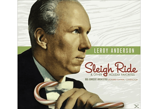 Leo Bbc Concert Orchestra,  Slatkin - Sleigh Ride & Other Holiday Favourites [CD]