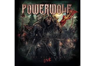 Powerwolf - The Metal Mass-Live - (CD)