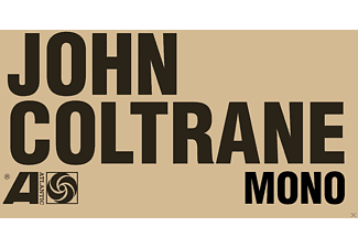 John Coltrane - The Atlantic Years in Mono (Vinyl LP (nagylemez))