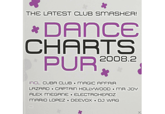 VARIOUS - Dance Charts Pur 2008.2 - (CD)