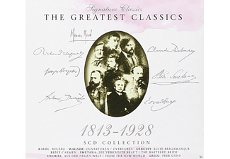 VARIOUS - The Greatest Classics, 1810-1905 [CD]