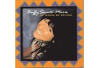 Buffy Sainte-marie - Up where we belong - (CD)