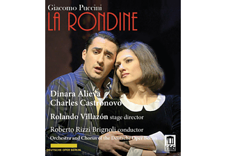 Orchestra and Chorus of the Deutsche Oper Berlin - La Rondine - (Blu-ray)
