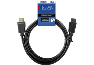 SPEEDLINK High Speed, HDMI-Kabel, Schwarz
