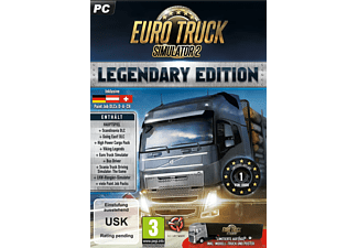 Euro Truck Simulator 2 - Legendary Edition (Limited) - PC
