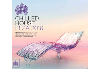 VARIOUS - Chilled House Ibiza 2016 [CD]