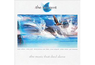 The Tangent - The Music That Died Alone (CD)