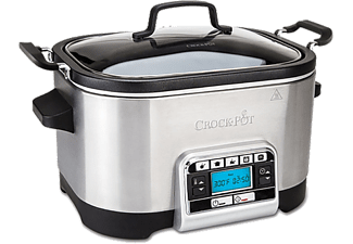 CROCK POT Slow Cooker 5,6 L - Rostfritt stål