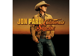 Pardi Jon - California Sunrise - (CD)