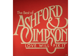 Ashford & Simpson - Love Will Fix It/Best Of 1973-81 (Remastered 2LP) - (Vinyl)