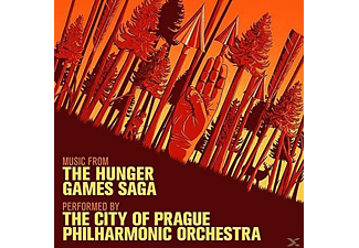 The City Of Prague Philharmonic Orchestra - The Hunger Games Saga - (CD)