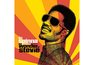 Various Artists - Mixed By Dj Spinna - The Wonder Of Stevie 3 - (CD)