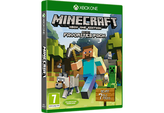Minecraft - incl. Favorites Pack | Xbox One