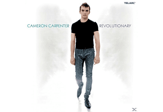 Cameron Carpenter - Revolutionary - (DVD)